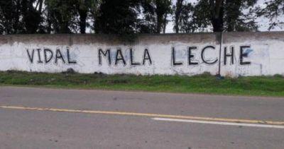 Mastellone quiere castigar a los trabajadores que repudiaron la visita de Vidal y Macri