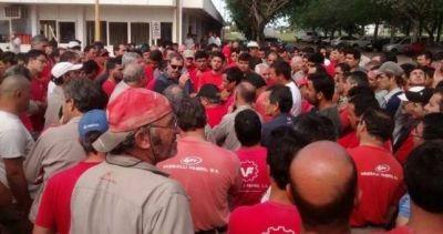"""La UOM ratifica que Vassalli avanza con 150 """"despidos encubiertos"""""""