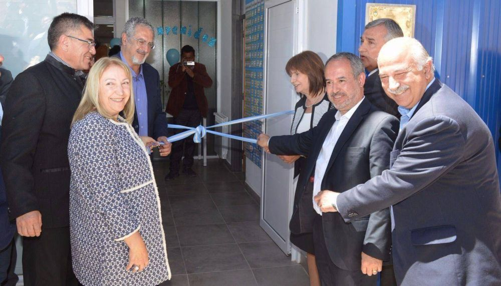 Inauguraron 1° Centro Inteligente de Vigilancia