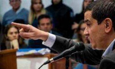 """La mano derecha de Paredes tajante: """"voto a Julio Martínez"""""""