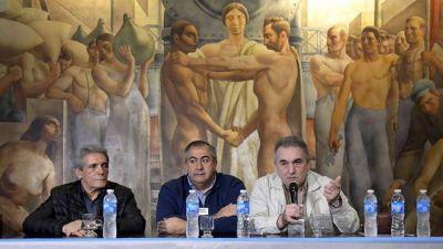 Sin Moyano, la CGT oficializó la etapa de diálogo con el Gobierno