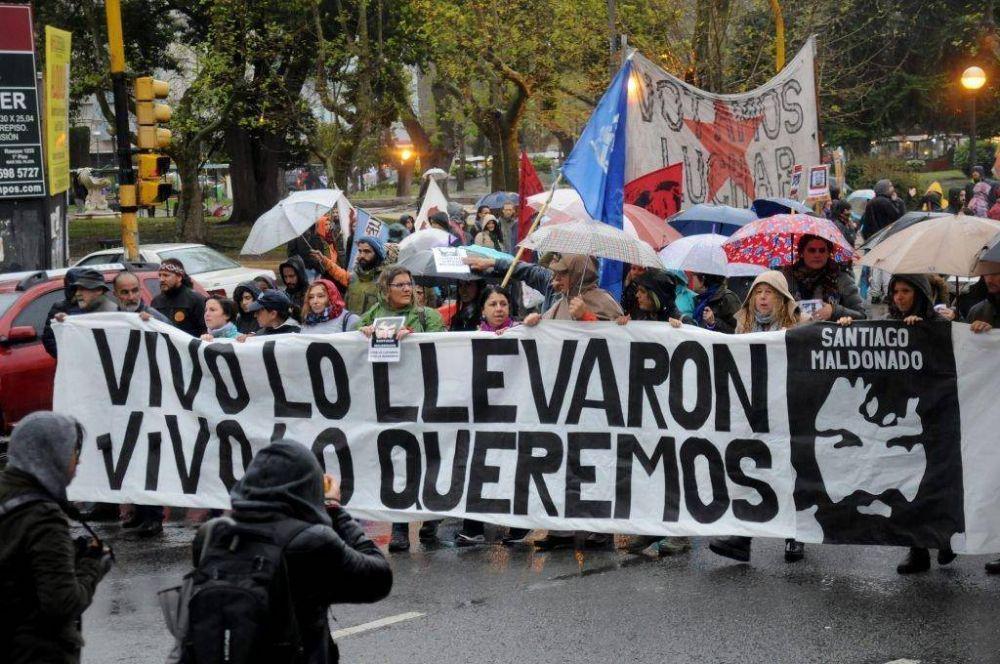 La grieta, ¿dónde está Maldonado?, Juegos Bonaerenses, campañas y papelones