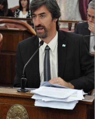 Giano explicó por qué se reclama ahora la provincialización de Salto Grande