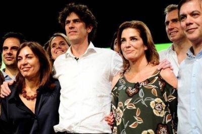 Lousteau, Pérez Volpin y Carrizo se preparan para el debate