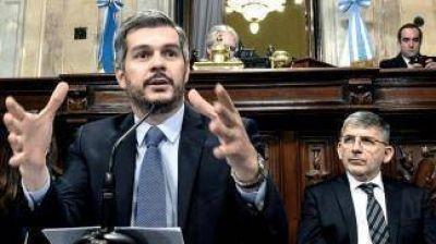 Peña expone en Diputados y se esperan cruces con la oposición