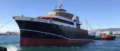 Marítimos presentarán cautelar por el conflicto con el buque Angelescu