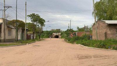 70 familias se beneficiarán con las cloacas en La Celeste
