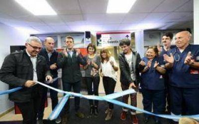 Tigre: Sergio Massa y Julio Zamora inauguraron un Centro de Atención Familiar y de Salud