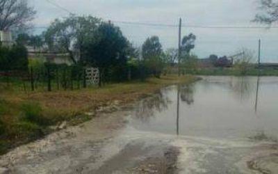 Conflicto hídrico: Intendentes de Daireaux y Trenque Lauquen se reunieron con el subsecretario de Hidráulica