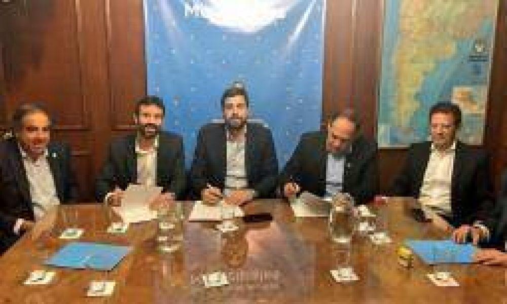 Cristian Pérez ratificó su respaldo a la lista del PJ riojano