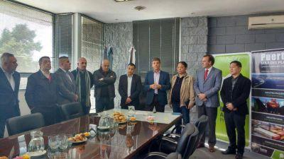 Puerto: la nueva empresa se instalará en seis meses