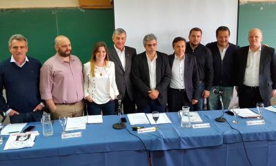 Picante debate de los candidatos a diputados nacionales por Santa Fe en la UNR