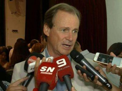 Bordet descartó la transferencia de la caja de jubilaciones a la Nación