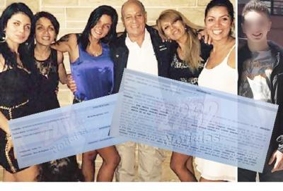 """Exclusivo: Los documentos de la polémica herencia de Gerónimo """"Momo"""" Venegas"""