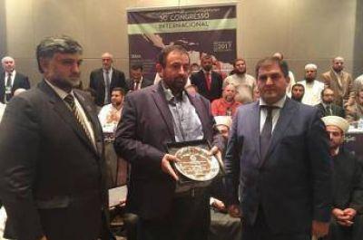 El Presidente del CIRA en el 30º Congreso Internacional para los musulmanes de América Latina y el Caribe