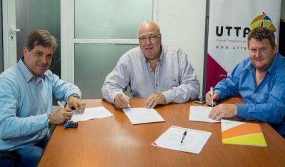 Por primera vez, la UTTA firmó acuerdo salarial con Bell Ville