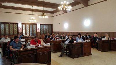 El Concejo Deliberante por unanimidad aprobó dictamen con graves acusaciones a Galli por el recital del Indio