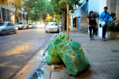 Por un paro, Mar del Plata otra vez sin recolección de residuos