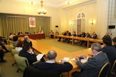 Autoridades académicas dialogaron con el Episcopado sobre la nueva realidad universitaria