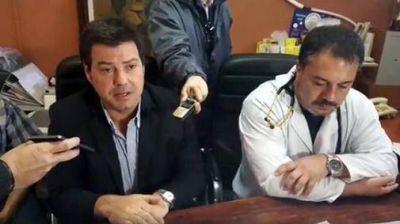 Entrevista a Ramón Canosa intendente de Las Flores