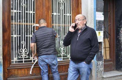 UOCRA: cómo encontraron las nuevas autoridades la sede que manejó el