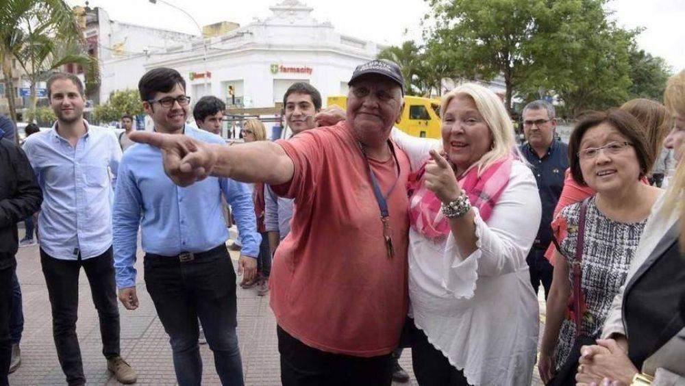 Ultima encuesta: Elisa Carrió arrasa y va por una marca histórica