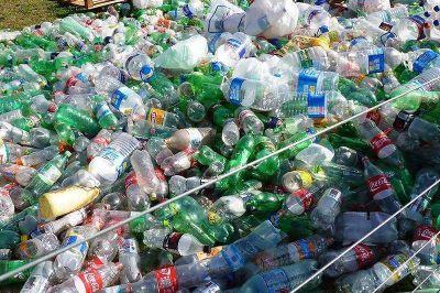"""Buscan recuperar más de 14 mil kilos de basura """"plástica"""" al día"""