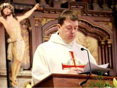 Ariel Sueiro es el nuevo párroco de la Catedral
