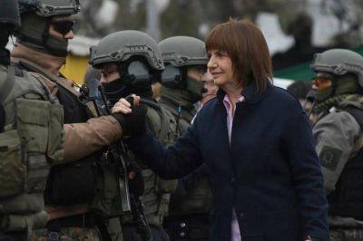 """""""Andá a preguntarle al Juez"""", la respuesta de Patricia Bullrich cuando le consultaron por Santiago Maldonado"""