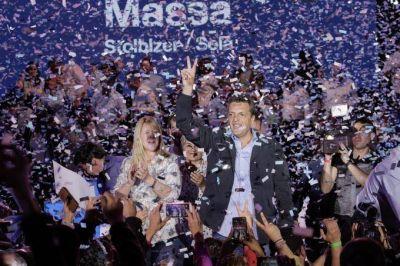 Massa encabezó un multitudinario acto en San Martín y destacó el valor del trabajo y la seguridad