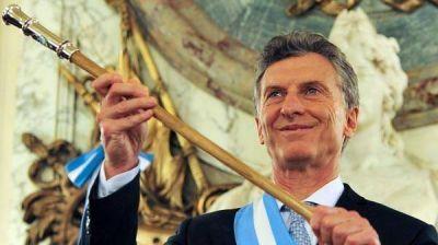 Mauricio Macri con poder: primeros síntomas de una enfermedad recurrente