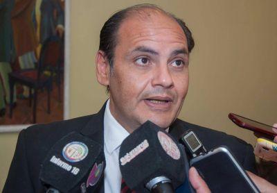 """Para Saadi los cuestionamientos de la oposición al ministro Chico son """"políticos"""""""