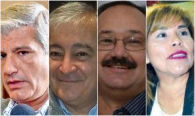 Salvo una catástrofe electoral, Zottos, Grande y Leavy serán diputados nacionales