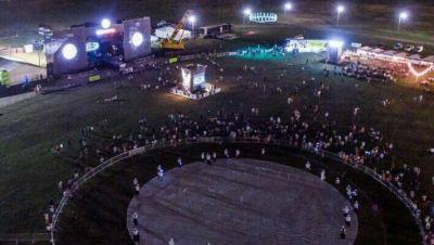 El alfarismo pide datos por un evento oficial millonario