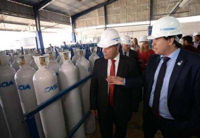 Se inició la obra de la primera planta de oxígeno medicinal en Tucumán