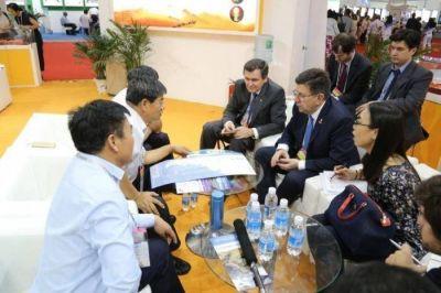 Empresas chinas interesadas en explotaciones mineras avanzadas