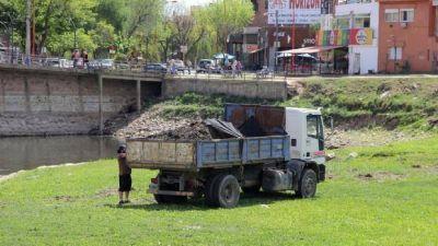 Provincia se sumó a Carlos Paz para avanzar en el saneamiento del lago