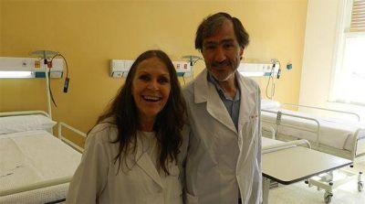 Inauguraron la nueva terapia intermedia en el Hospital Regional