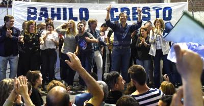 Fuerte respaldo de la militancia de Paraná a los candidatos del Frente Justicialista