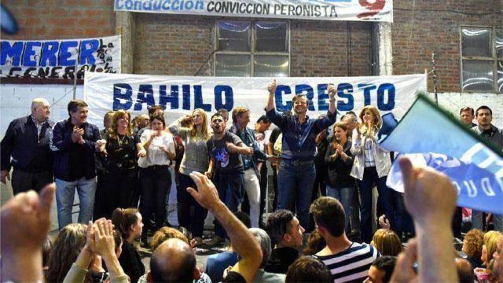 El peronismo de Paraná hizo una demostración de fuerza contra Macri