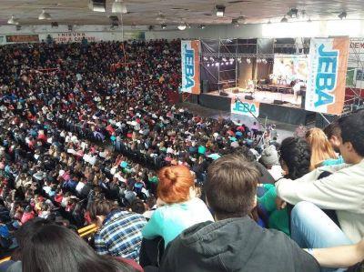 Rosario recibirá a miles de jóvenes para el congreso de JEBA