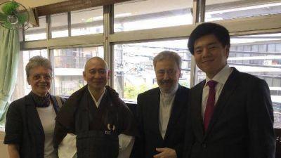 Japón; los primeros frutos del diálogo interreligioso