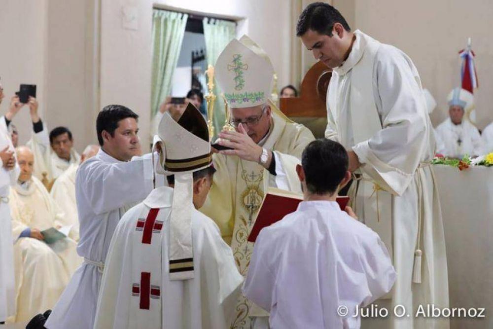 La diócesis de Cruz del Eje recibió a su nuevo obispo