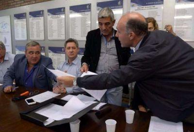 El PJ unido pidió al Ejecutivo por obras que faltan
