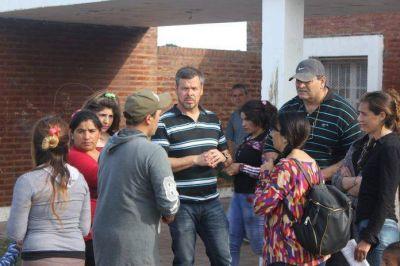 """Marcos Gutiérrez: """"El CDI de La Herradura, en pie únicamente por los vecinos"""""""