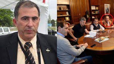 Garro contrató a un jefe policial retirado que Vidal había echado
