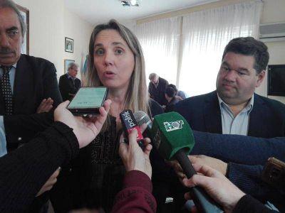 """Gladys González, sobre el fondo del Conurbano: """"Vamos a dar pelea hasta las últimas consecuencias"""""""
