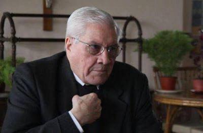 Murió el padre Rafael Braun, sacerdote muy influyente, tío de Marcos Peña