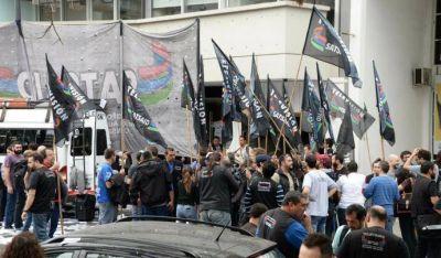 Gremio de televisión lanzó plan de lucha con paro nacional