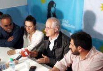 Elecciones 2017: Taiana pasó por San Pedro para respaldar a Baraybar